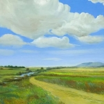 Waterville landscape