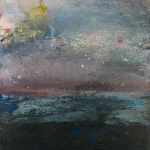 Oil on canvas, 110 x 90 cm